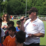 Schulsportleiter E. Damm