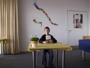 Kai Gies: Vorlesewettbewerb Bezirk Neukoelln