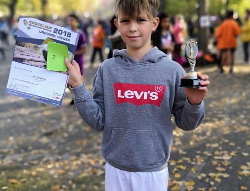 Crosslauf der Berliner Schulen 2018