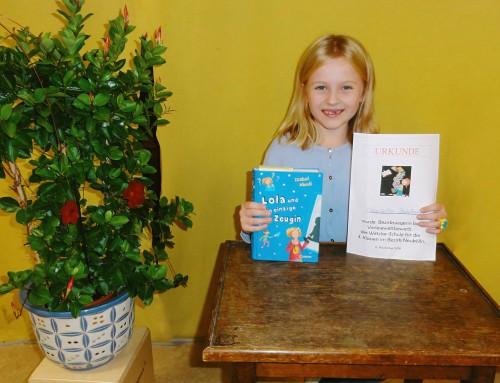 Vorlesewettbewerb der Neuköllner Grundschulen